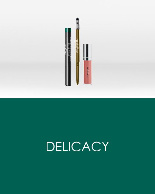 Friseur ##kunden|ort## - La Biosthetique Make-Up Kollektion Herbst-Winter 2021/2022 - Delicacy