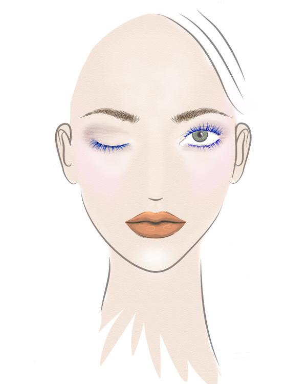 Friseur ##kunden|ort## - La Biosthetique Make-Up Kollektion Herbst-Winter 2021/2022 - Glee