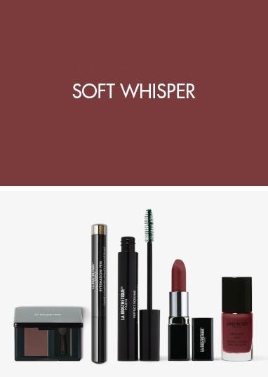 Friseursalon La Biosthetique Make-up Collection Autumn Winter 2019/2020