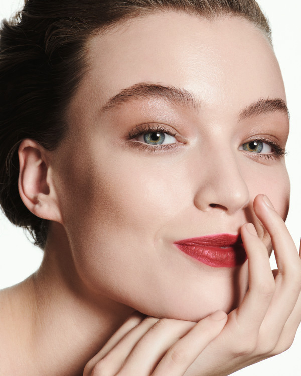 La Biosthétique Make-Up Kollektion Herbst-Winter 2020/2021 Look 1