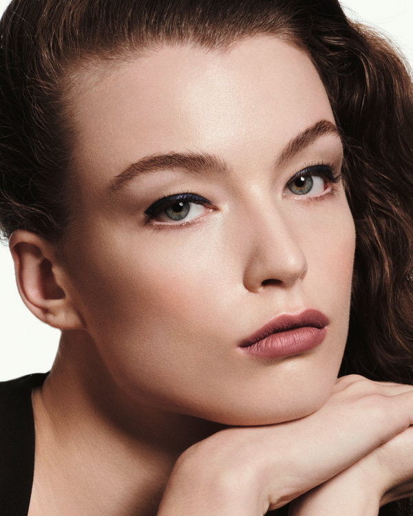 Friseur Grabs - La Biosthétique Make-Up Kollektion Herbst-Winter 2020/2021 Look 3
