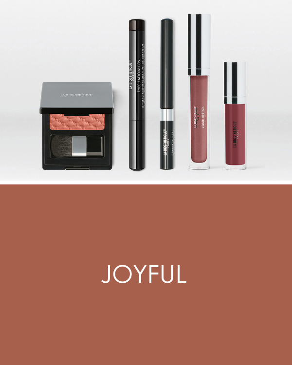 La Biosthétique Make-Up Kollektion Herbst-Winter 2020/2021 Look 3 - Joyful