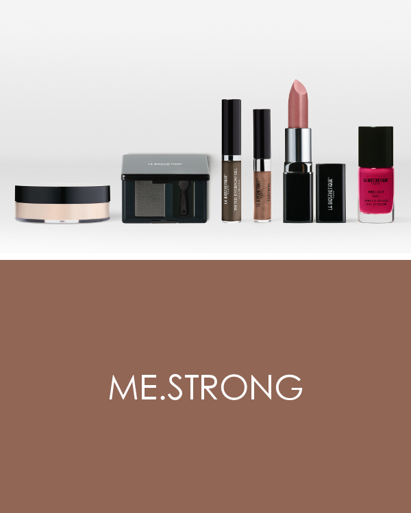 La Biosthétique Make-Up Kollektion Frühling-Sommer 2021 - Me.Strong